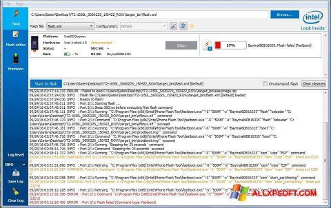 Skjermbilde FlashBoot Windows XP