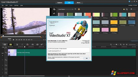 Skjermbilde Corel VideoStudio Windows XP