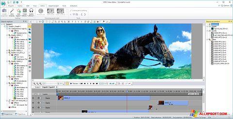 Skjermbilde Free Video Editor Windows XP