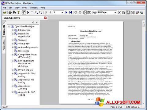 Skjermbilde WinDjView Windows XP